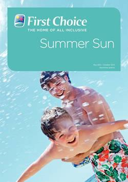 Www Firstchoice Co Uk The Home Of All Inclusive