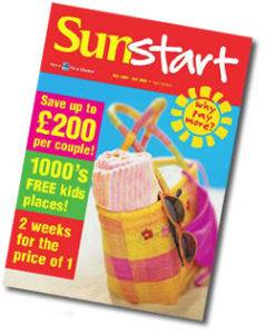 Sunstart Holidays Brochure