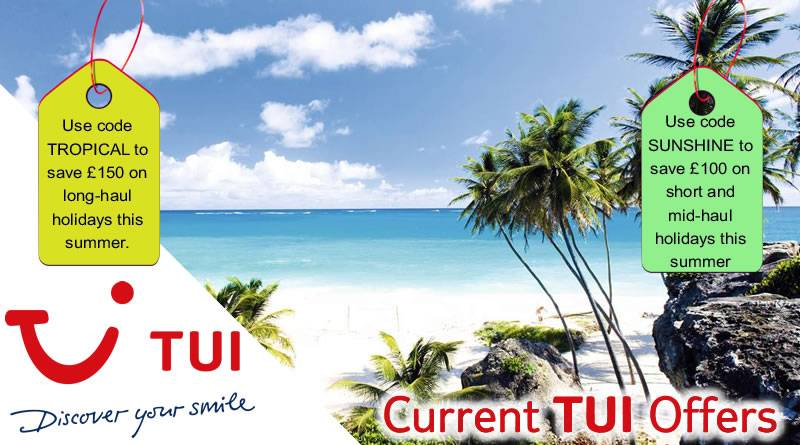 TUI March Offers