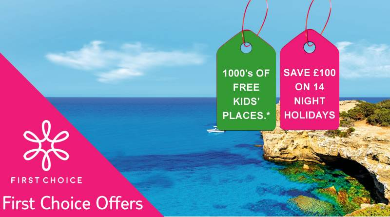 TAKE A REAL BREAK FROM BREXIT, SAVE £100 ON 14 NIGHT HOLIDAYS