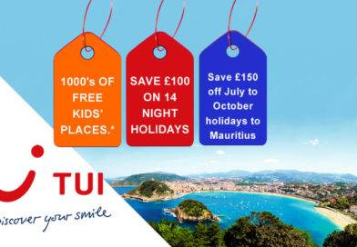 New TUI Easter Codes