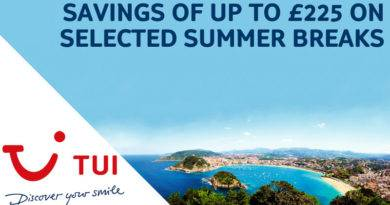 tui bank holiday
