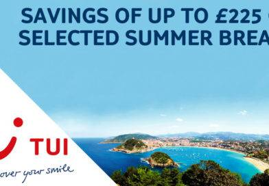 Save up to £225 on selected mid haul holidays departing between 23rd May 2019 and 31st October 2019 with unique codes available online