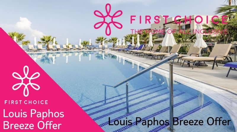 Louis Paphos Breeze