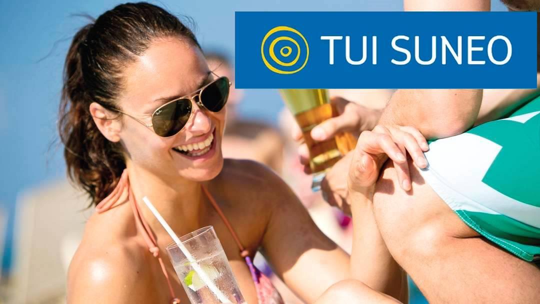 TUI Suneo, Sunstart Holidays TUI, Skytours, First Choice