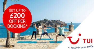 tui 200 off sale