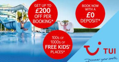 First Choice long haul voucher code, Sunstart Holidays TUI, Skytours, First Choice
