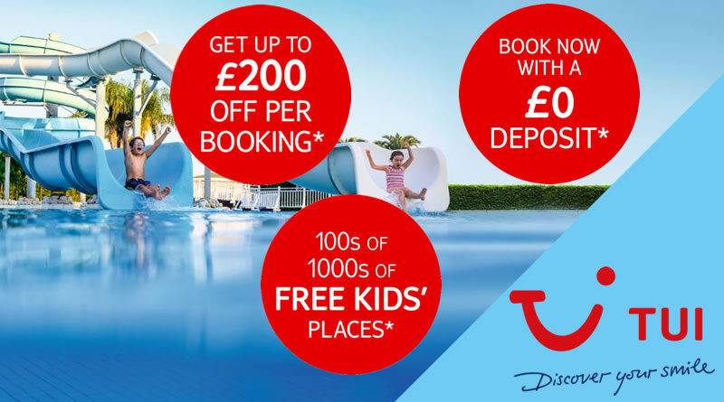 Current TUI Offers