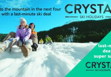 Crystal Ski Last Minute