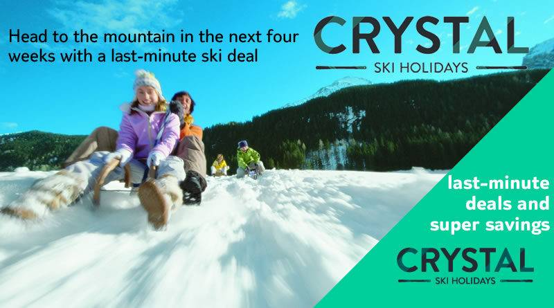 Crystal Ski Late Deals