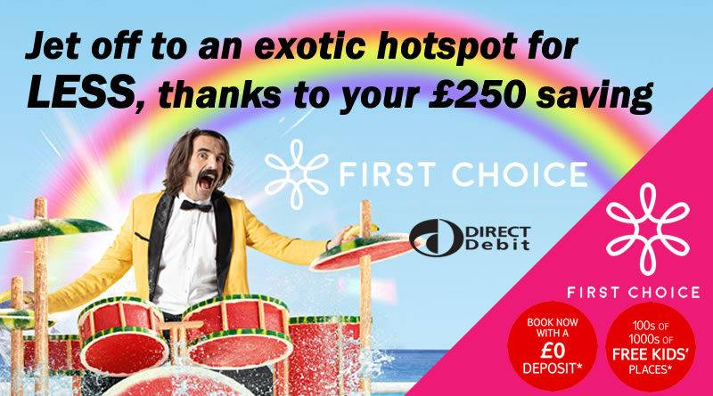 First Choice Long Haul Voucher Code
