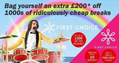 first choice save 200