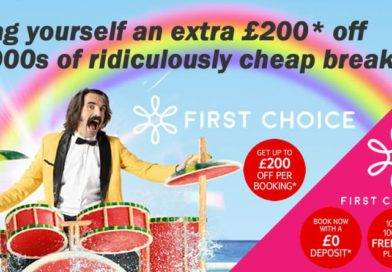 Extra savings off cheap breaks