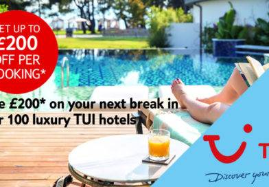 TUI Luxury Offer