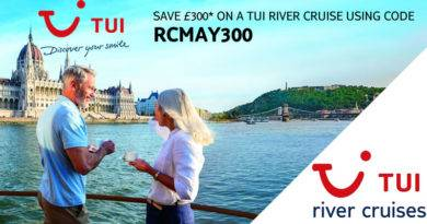 tui river cruise save300