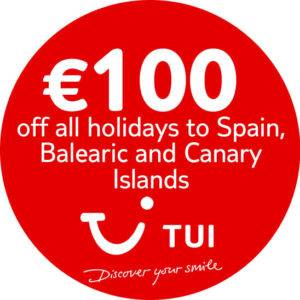 TUI Ireland Coupon Code