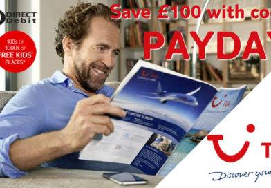 TUI Payday Deal
