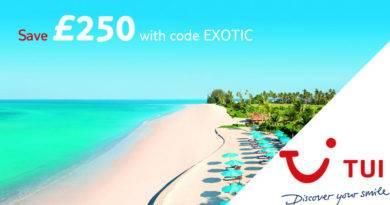 tui-exotic-code