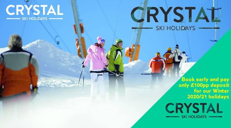 Crystal Ski Winter Ski 2020 / 2021 Offers