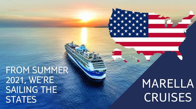 Marella TUI cruise 2021 USA