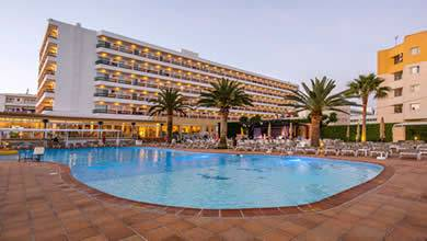TUI Suneo Hotel Caribe in Ibiza is this weeks First Choice hotel of the week