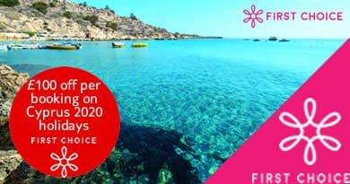 First Choice Cyprus discount code