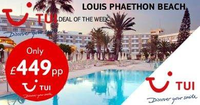 Louis Phaethon Beach