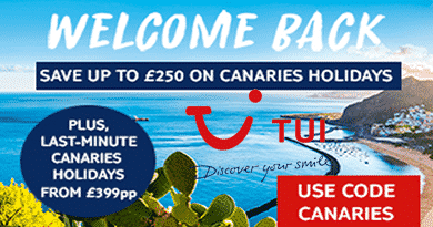 Holidays to the Canary Islands are back