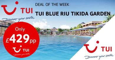 TUI hotel of the week only £429 per person