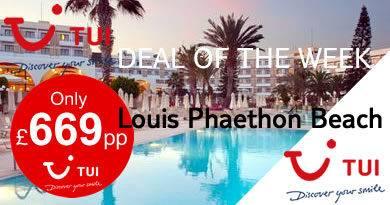 Cyprus Louis Phaethon Hotel