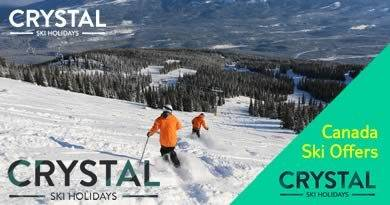 Canada Ski Offers with Crystal Ski