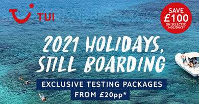 TUI Offers updated