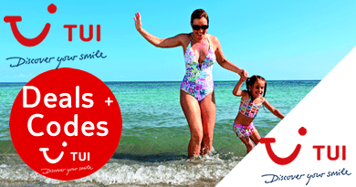 TUI holidays offers and codes
