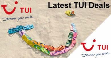 Latest TUI Offers